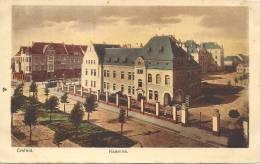 CREFELD - Kaserne - J.W.B. N° 106 - Krefeld