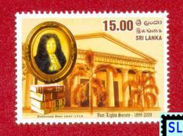 Sri Lanka Stamps, Voet Lights Society, MNH - Sri Lanka (Ceylon) (1948-...)