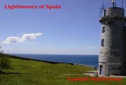 Lighouses Of Spain - Euskadi/Machichaco Postcard Collector - Faros
