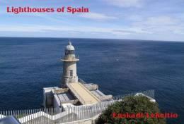 Lighouses Of Spain - Euskadi/Lekeitio Postcard Collector - Faros