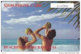 Bahamas, BHS-C-07c, Beaching, 2 Scans. - Bahamas