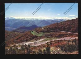AX LES TERMES Ariège 09 : Aux Environs : La Chaîne Des Pyrénées Route De Trimouns - Ax Les Thermes