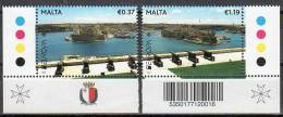 Malta / Europa 2012 / 2 Val. - Europa-CEPT