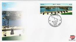 Malta / Europa 2012 / FDC - 2012