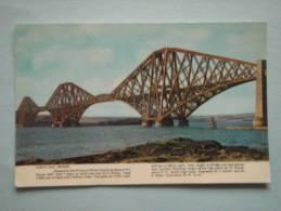 24223 PC: SCOTLAND: FIFE: Forth Rail Bridge. - Fife