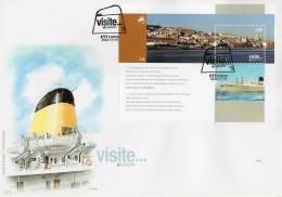 Portugal / Europa 2012 / FDC - Europa-CEPT