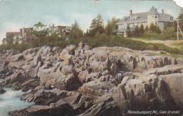 Maine Kennebunkport Cape Arundet 1905