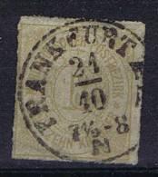 Deutschland: Nordd. Postbezirk Mi  11 Used/cancelled - North German Conf.