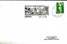 FRANCE - LORRIS 1991 - ORGUE - ORGAN - Musique