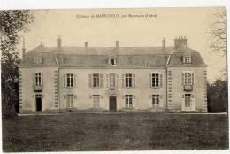 36  CHATEAU DE MARECREUX PAR BUZANCAIS - France