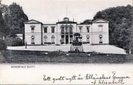 Stockholm, Rosendals Slott, Nicht Gelaufen Um 1905 - Schweden