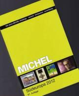 Süd-Europa Band 3 : MICHEL Katalog 2012/2013 Neu 58€ Südeuropa I YU Malta Vaticano SLO AL San Marino Kroatien Serbien - Non Classés