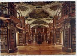 Suisse--St  GALL---St GALLEN -- Stiftsbibliothek ,cpsm  10 X 15  N° 25 - Bibliothèques