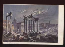 ROMA Forum Romanun - San Pietro