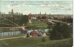 Shrewsbury   From Grammar  School  Shropshire U.K    Post Card  1907 - Shropshire
