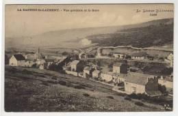 ° 48 ° LA BASTIDE SAINT LAURENT ° Vue Générale Et La Gare ° - Other Municipalities