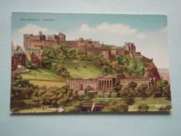 24240 PC: SCOTLAND: EDINBURGH: Edinburgh Castle. - Midlothian/ Edinburgh