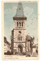 Pérols-sur-Vézère - Eglise Et Monument Aux Morts - Frankreich