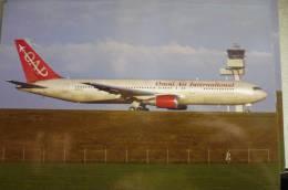 OMNI AIR INTERNATIONAL   B 767 328   N342AX - 1946-....: Moderne