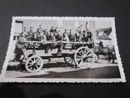 Photo Liberation Buzait ? Retour De Sldats Belge Ou Prisonniers - 1939-45