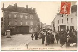Candé - La Rue De Beaulieu - Frankreich