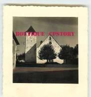 64 - ARETTE - Eglise Dans Les Années 50 < Photo 7cm X 7.5cm - Dos Scané - Orte