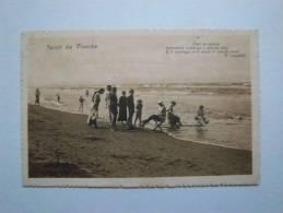 CARTOLINA -VISERBA - FORLI - SALUTI - ANIMATA  - FORMATO PICCOLO -VIAGGIATA 1919 - - Forlì