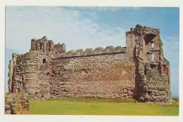 Tantallon Castle, North Berwick - Berwickshire