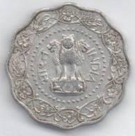 INDIA 10 PAISE 1975 - Inde