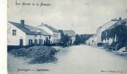 Jamoigne - Rue Neuve -1912  ( Voir Verso ) - Chiny