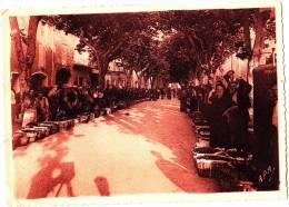Jolie Carte Marche Aux Cerises Dans Le GARD MONTFRIN Peu Commune - Unclassified