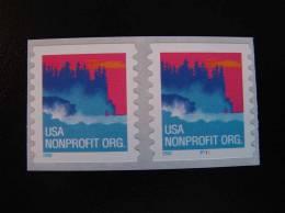 USA SEA COAST NONPROFIT (5C)   8 1/2  SA  SC 3693 BCA  2002 BLUE  (usps Item 781430) MNH **   (045007-010-015) - Ungebraucht