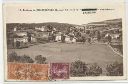 CHABALIER - ENVIRONS DE CHASSERADES (LOZERE - 48) - CPA - VUE GENERALE - France
