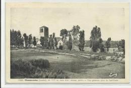CHASSERADES (LOZERE - 48) - CPA - VUE GENERALE PRISE DU SUD OUEST - France