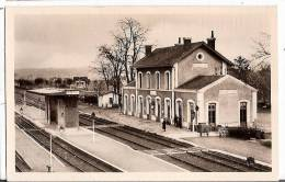 CP Montoire La Gare 41 Loir Et Cher - Montoire-sur-le-Loir