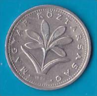 HUNGARY - 2 Forint 1995 - Hongrie