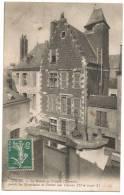 37 TOURS Maison De TRISTAN L'HERMITE, Prévôt Des Maréchaux De France Sous Charles VII Et Louis XI - Tours