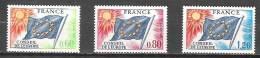 France - Préoblitérés - 1975 - Y& 46/8 - Neuf ** - Neufs