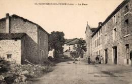 SAINT GEORGES D'URFE LA PLACE - France