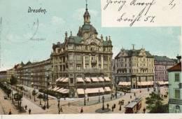 Dresden 1900 Postcard - Dresden