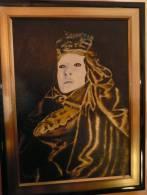 Venetië Carnavalist - Roger DE BODT - Olieverf