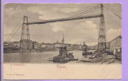 Dépt 76 - ROUEN -  La Drague Et Le  Pont Transbordeur - Rouen