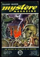 MYSTERE MAGAZINE N°121 : Nouvelles De M.G. Eberhart, Frédéric Dard, Agatha Christie, Etc - Opta - Ellery Queen Magazine