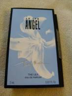 Echantillon Le Lys Angel - Jardin D´étoiles - Thierry Mugler - Eau De Parfum - 2 Ml - Echantillons (tubes Sur Carte)