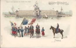 5303 - Paris Exposition Universelle 1900 Palais Des Armées - Expositions