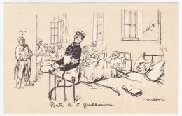 CPA - POULBOT - Porte Le à Guillaume - Poulbot, F.