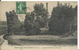 95 - VAL D'OISE -  BOISSY-L'AILLERIE - Le Jardin Au Moulin - Boissy-l'Aillerie