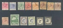 Grenada -  Grenade 1883 - 1953 Small Set - Lot - Grenade (...-1974)