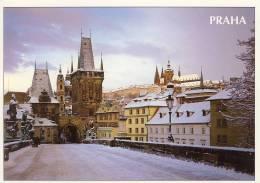 CP PRAGUE écrite - Tchéquie