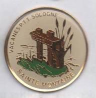 La Poste , Vacances PTT Sologne , Sainte Montaine - Postes